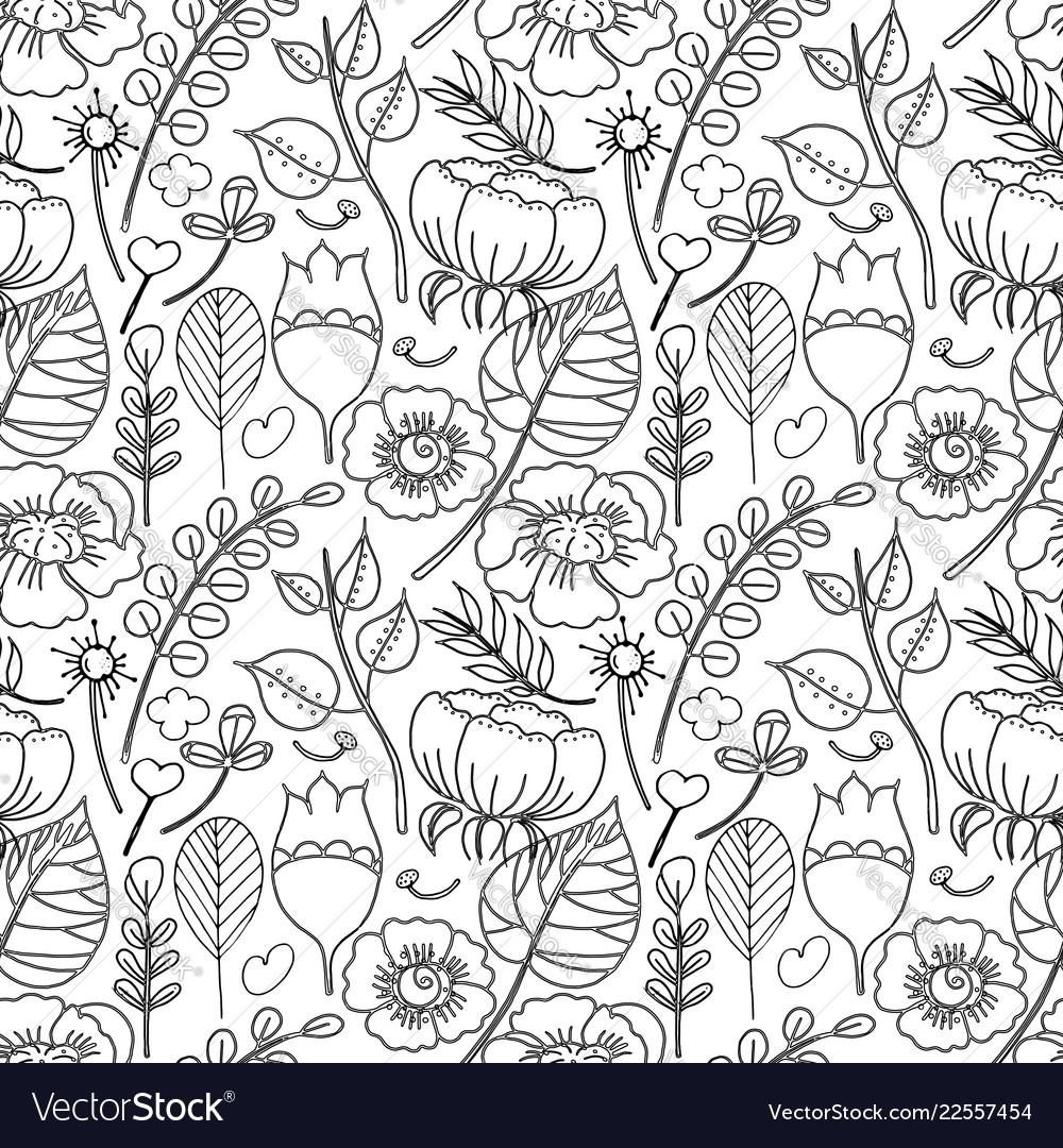 A seamless pattern