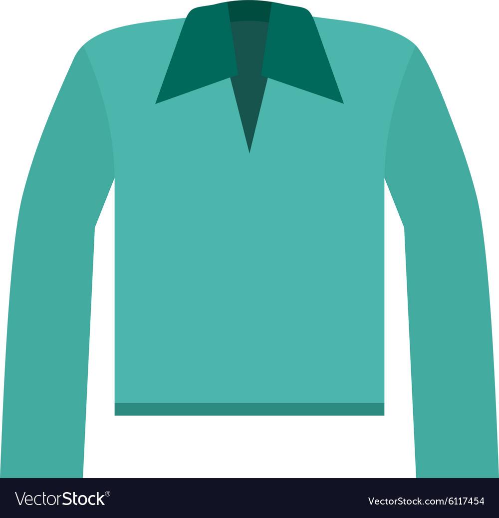 Polo Shirt vector image