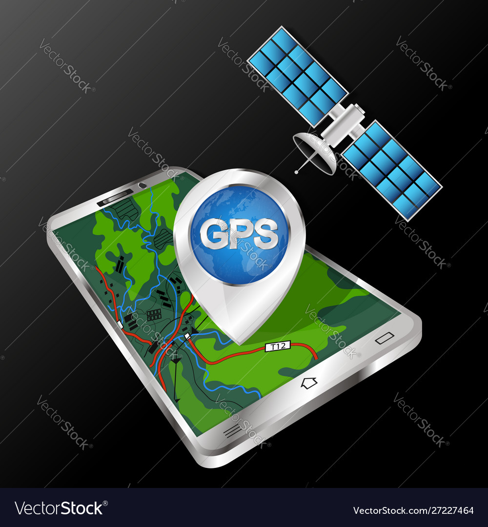Smartphone and satellite technology