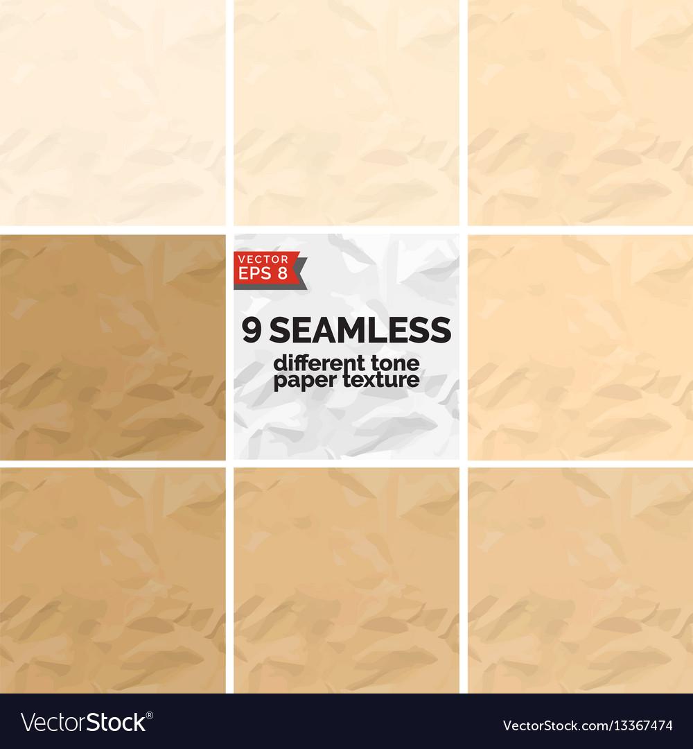 Different tone paper texture