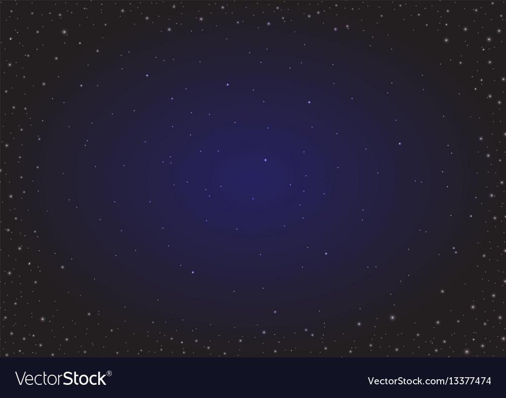 Galaxy star background
