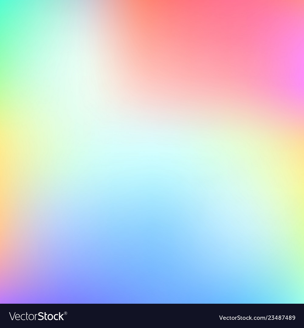 Abstract gradient background with pastel color