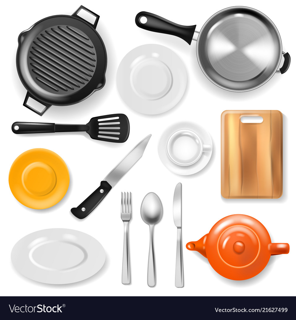 Pan kitchenware or cookware for cooking