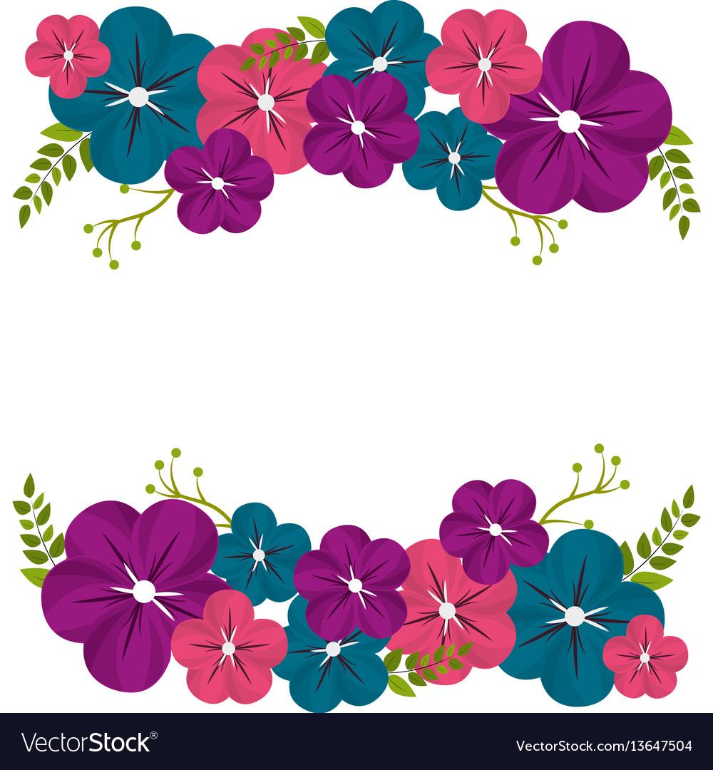 Beautiful spring flowers icon royalty free vector image beautiful spring flowers icon vector image mightylinksfo