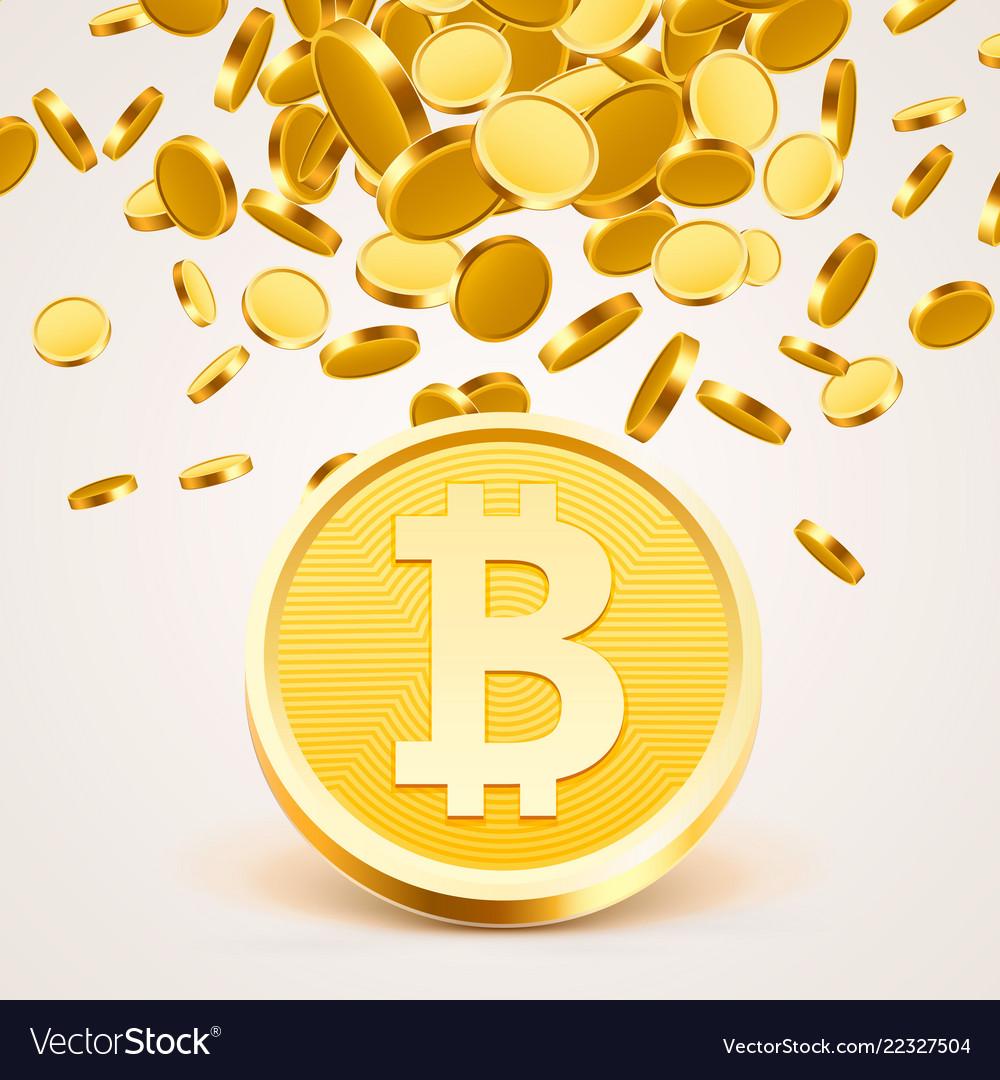 Bitcoin cash golden coin