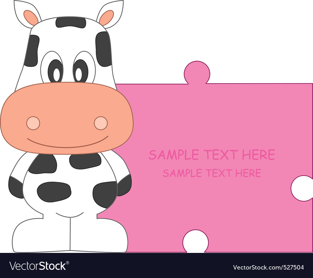Cow & Born Vector Images (39)