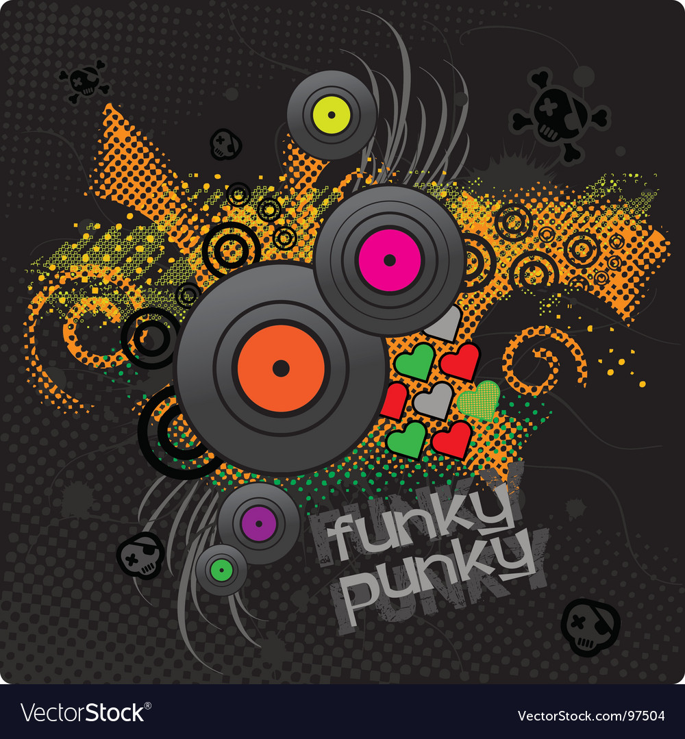 Punkie background