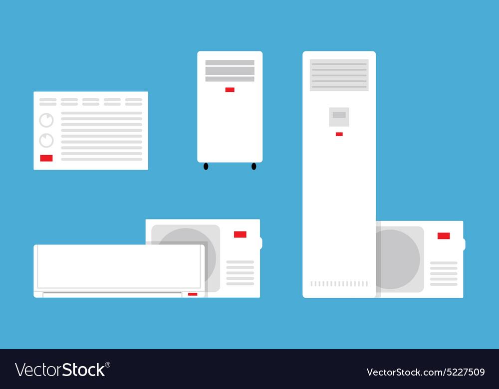 Conditioners set