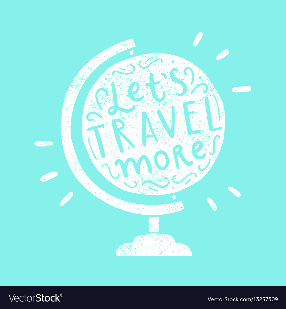 Lets travel more