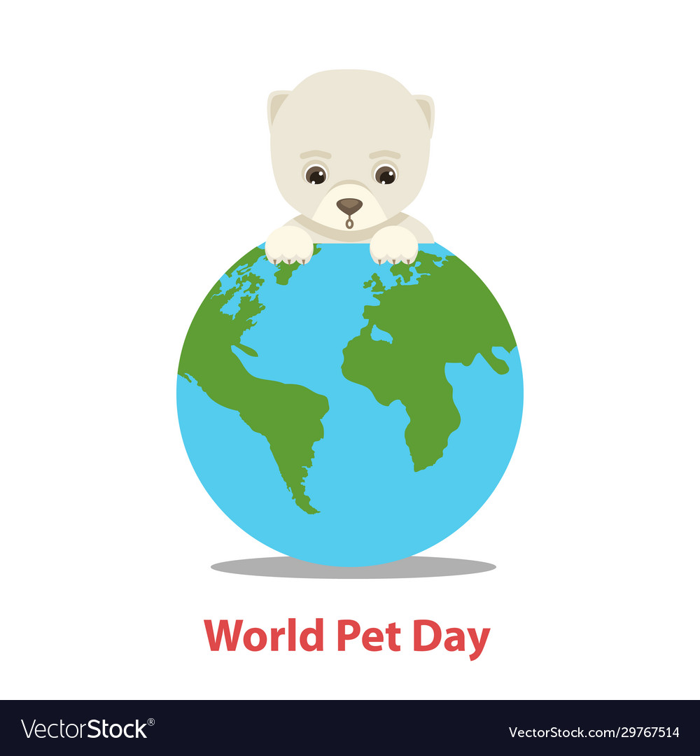 World pet day concept