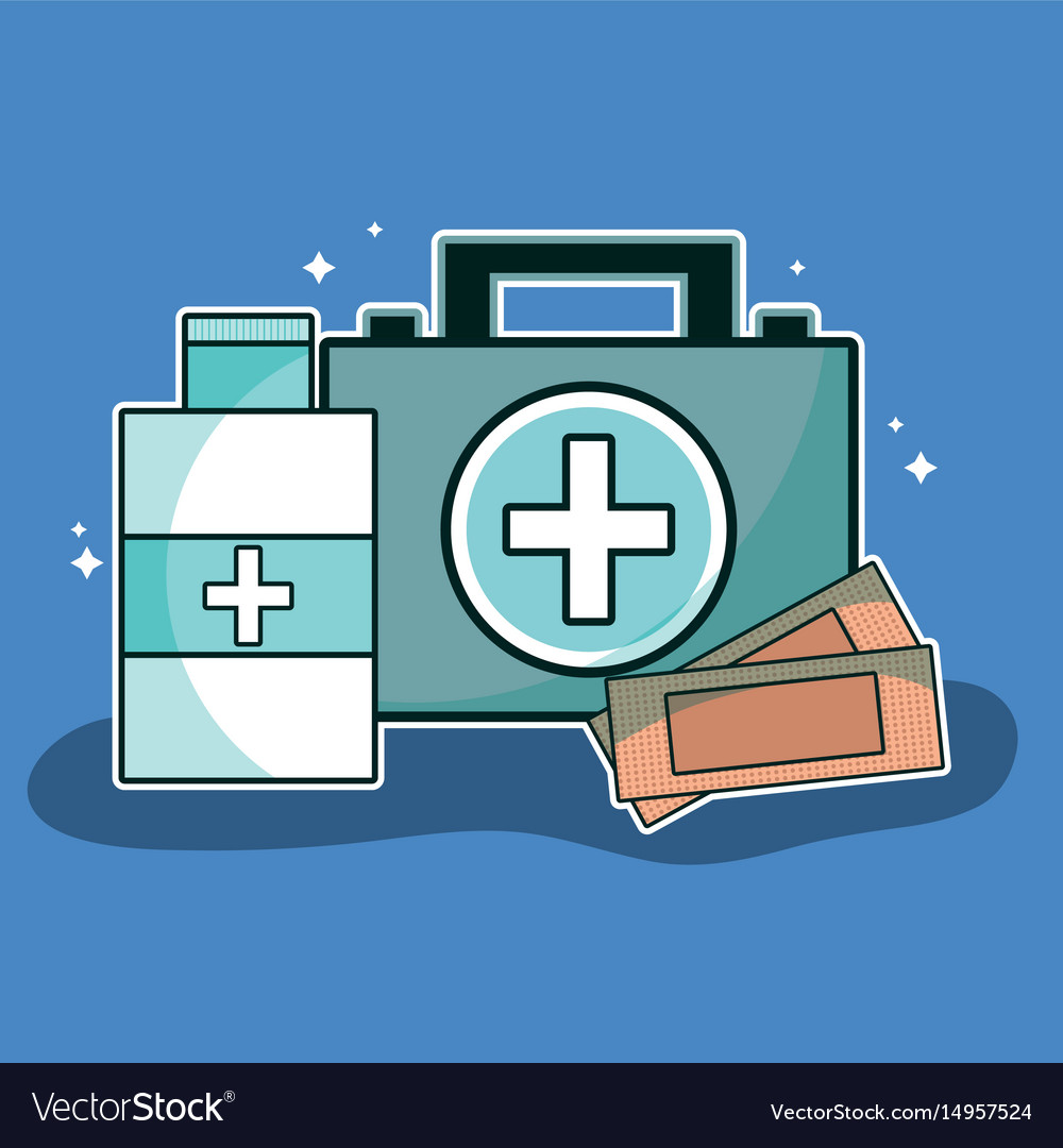 Medical care tools to first aid