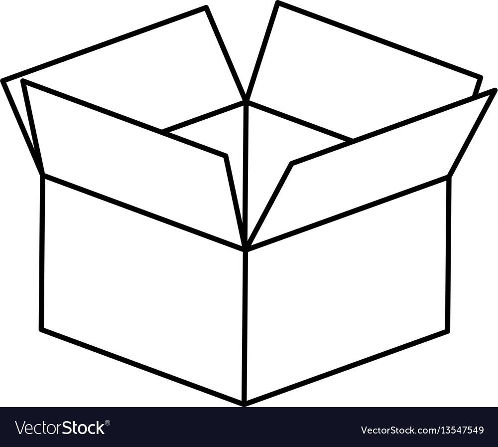 Figure box opened icon