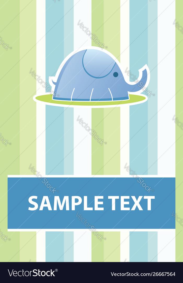 Baelephant card