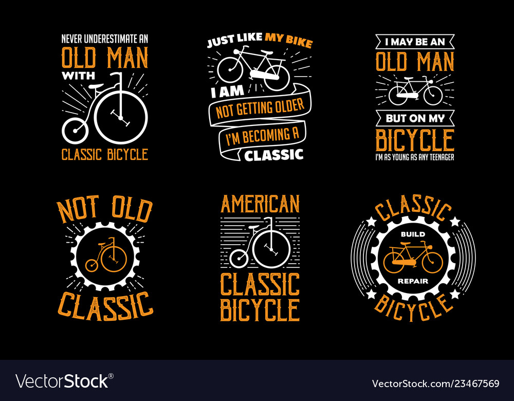 Bicycle quote and saying good for print