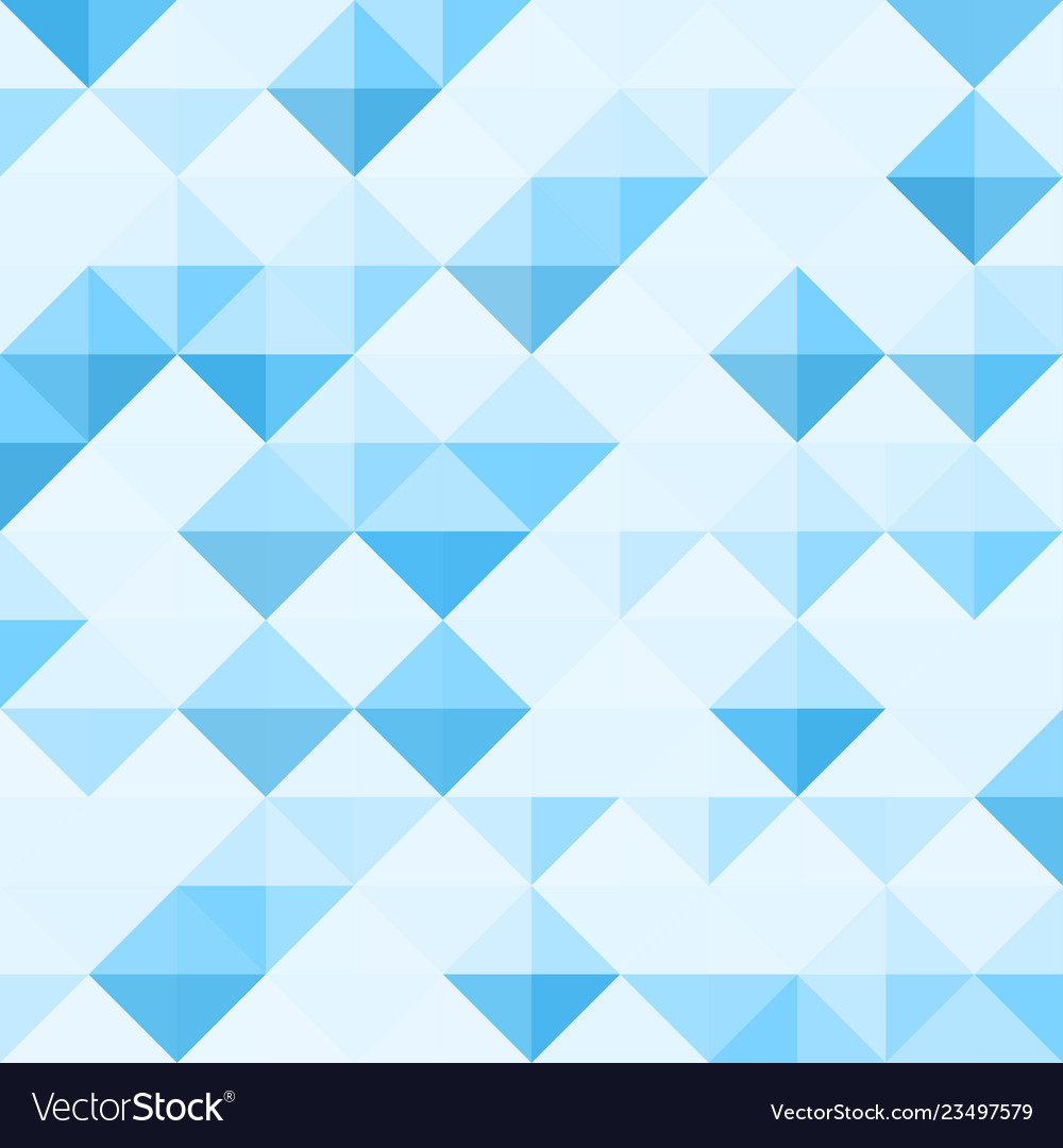 Abstract background pattern with triangle geometry