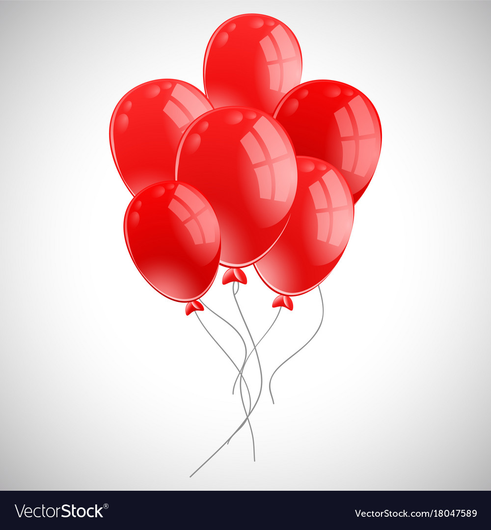 Red Balloons Images