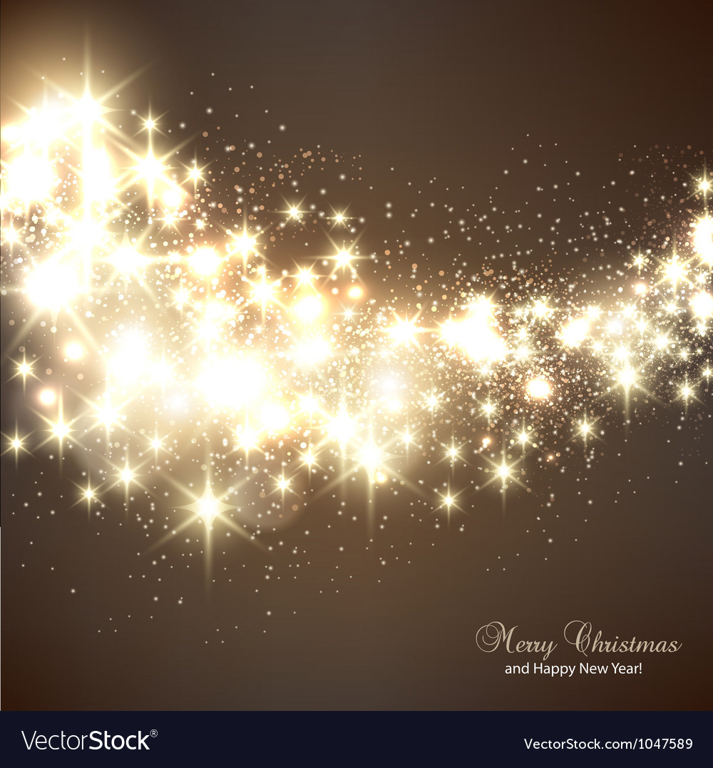 Christmas elegant snowflakes background
