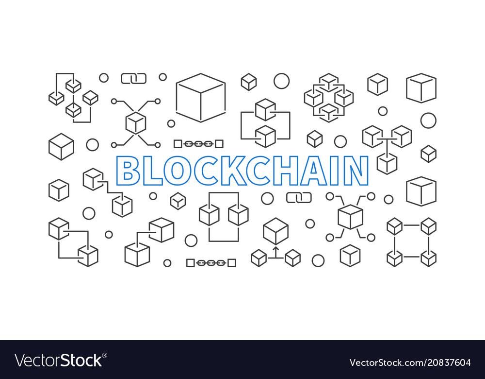 Blockchain outline block