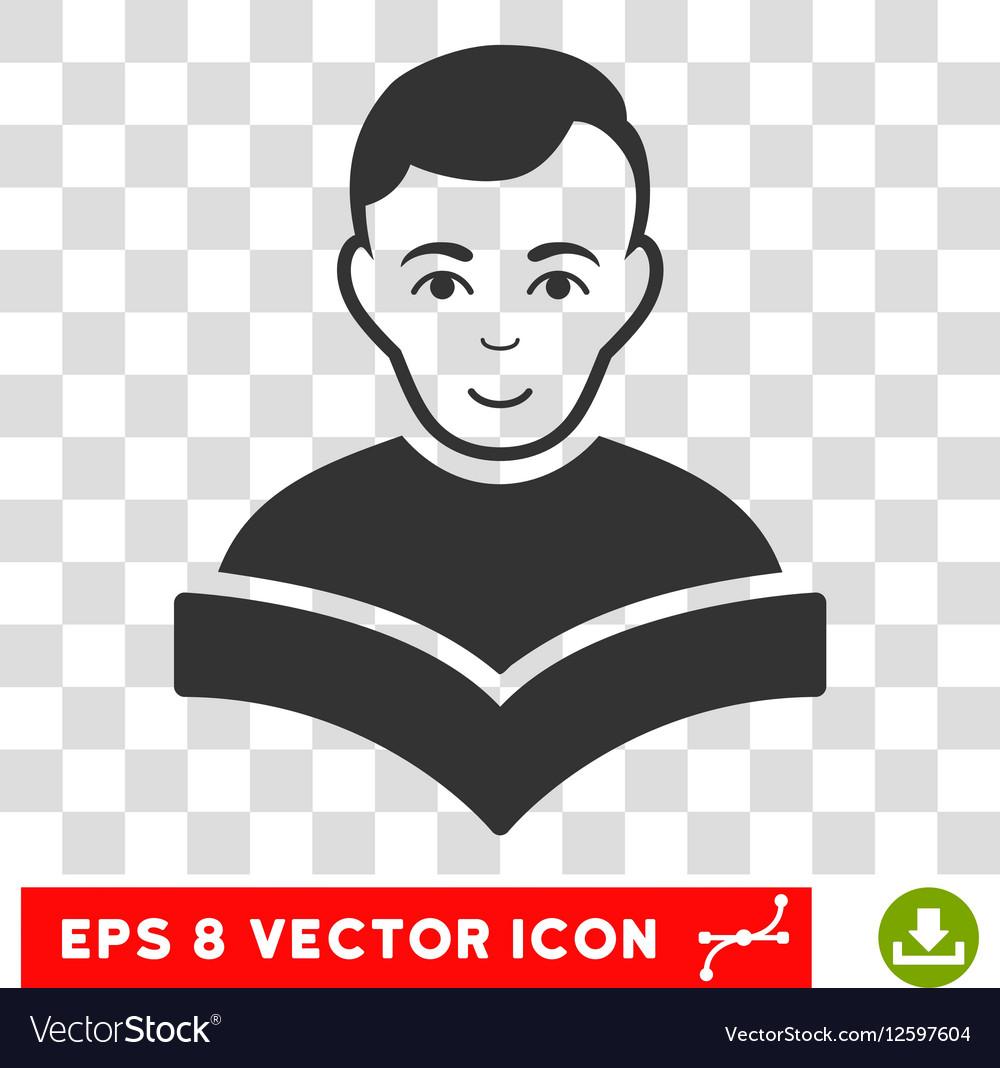 Student EPS Icon