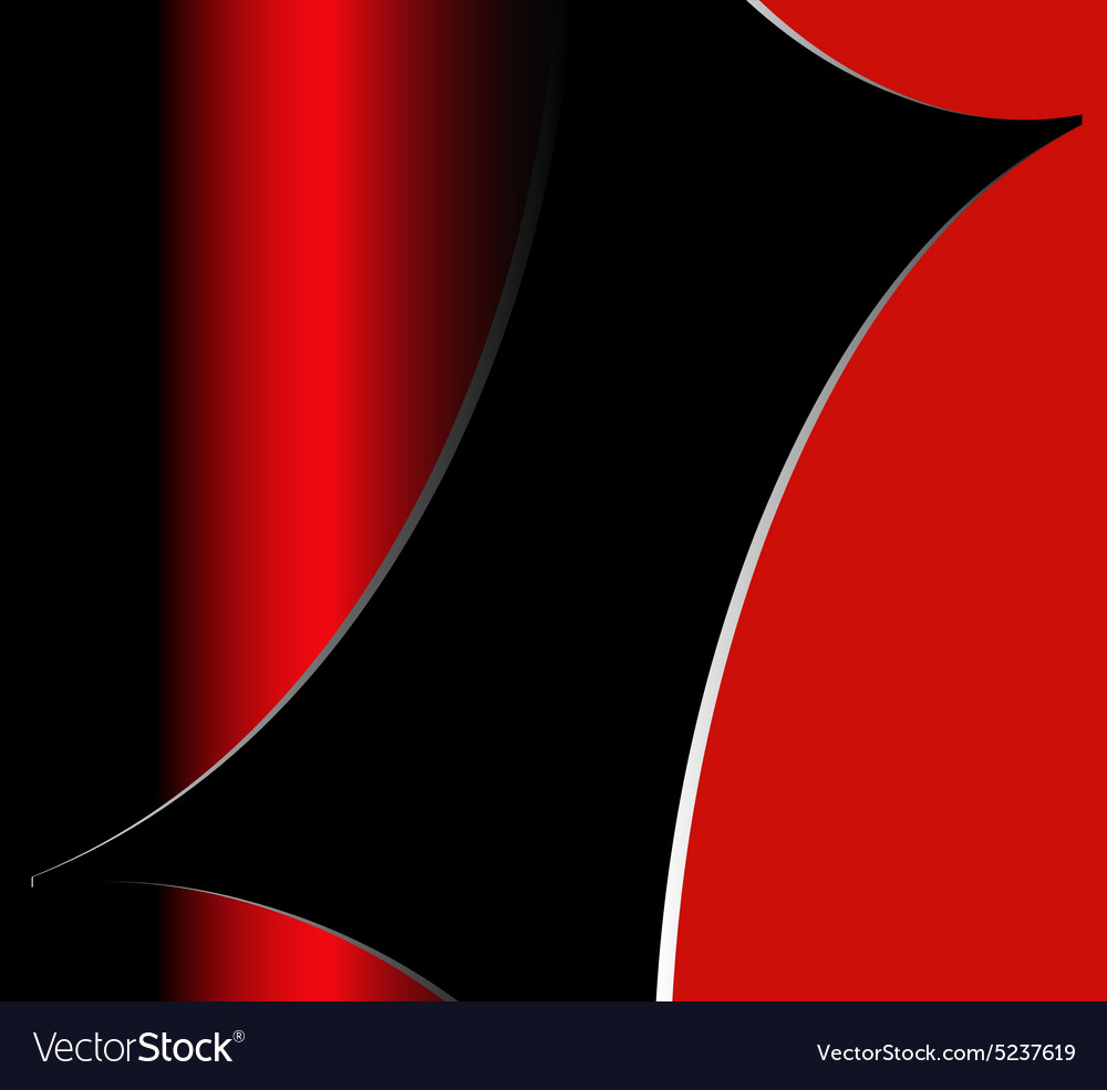 abstract red flyer background clip art royalty free vector