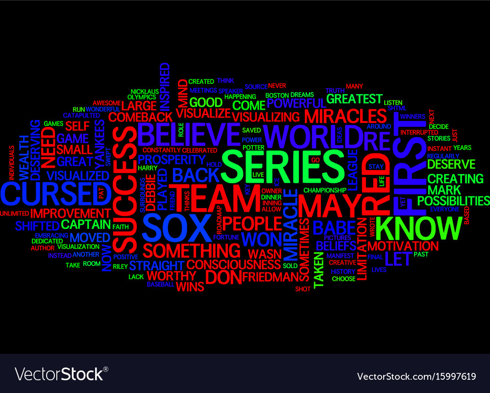 Are you cursed or are you first text background vector image