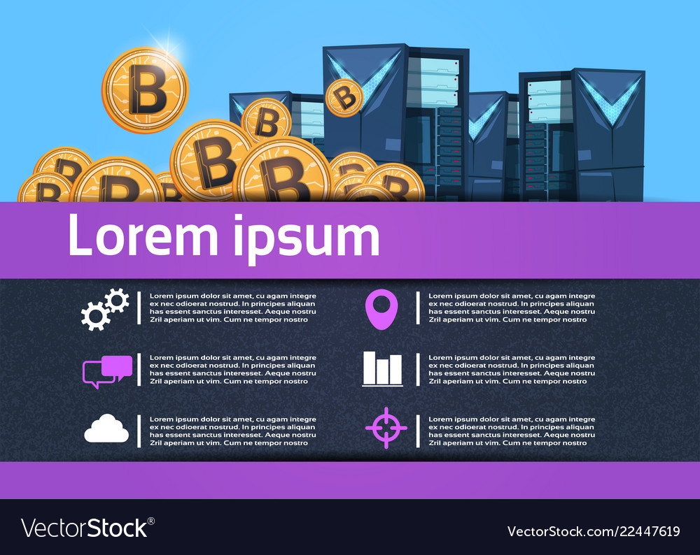 bitcoin server hosting