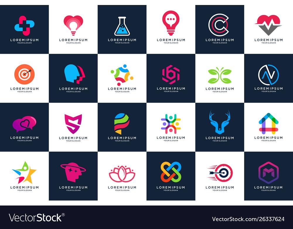 Best modern logo design collections