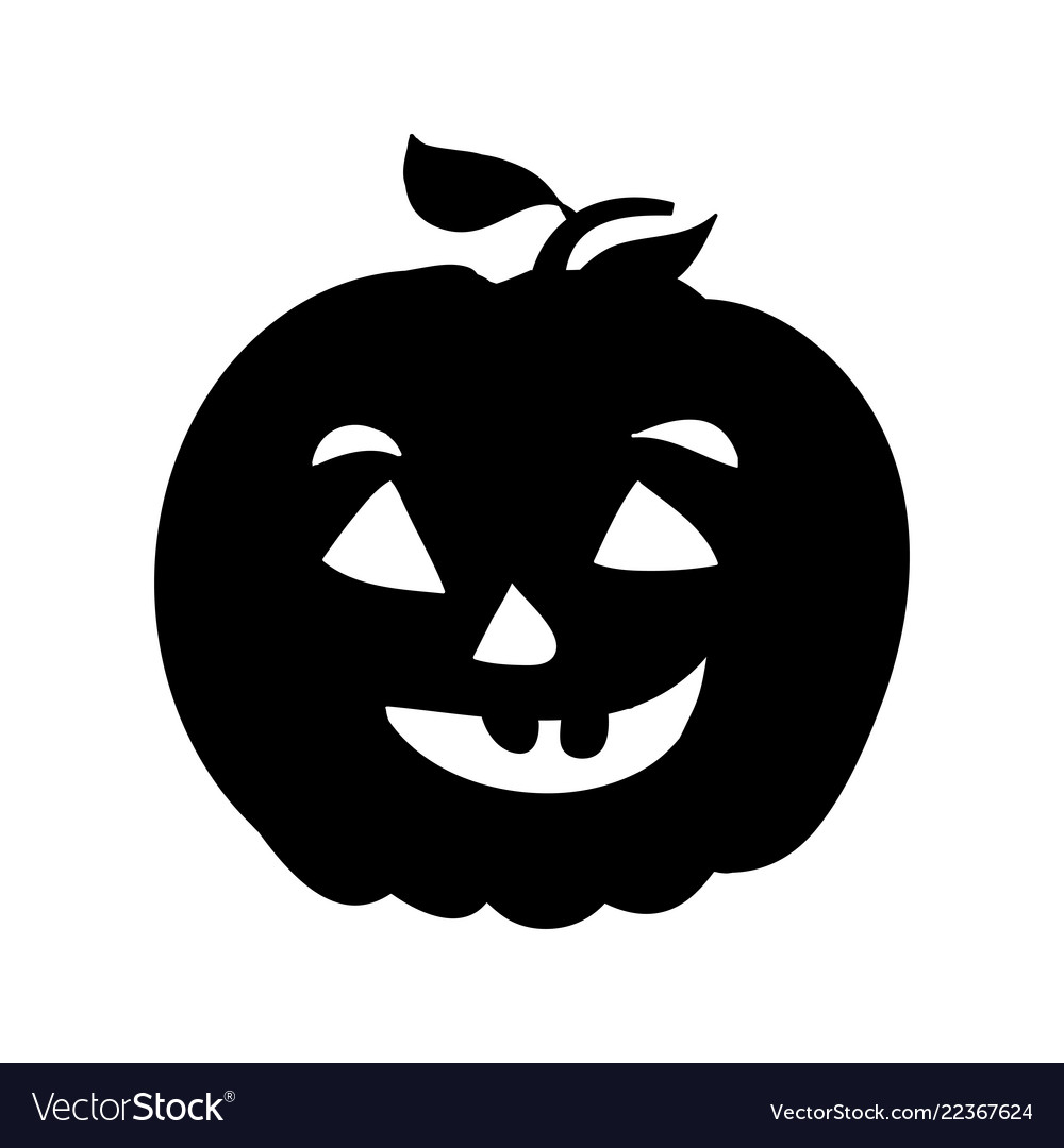 Pumpkin Silhouette Icon Symbol Design Royalty Free Vector Choose from over a million free vectors, clipart graphics, vector art images, design templates, and illustrations created by artists worldwide! vectorstock