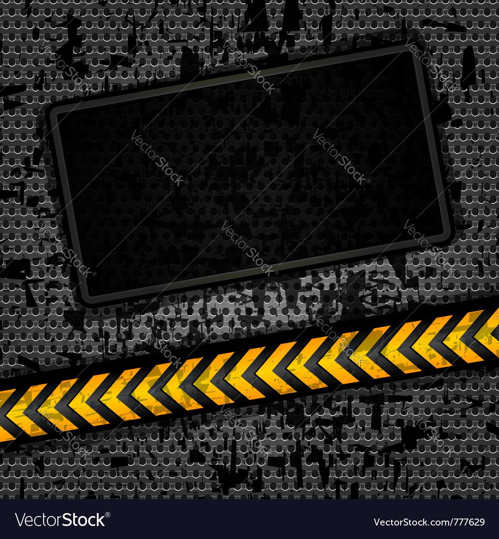Metallic grunge background