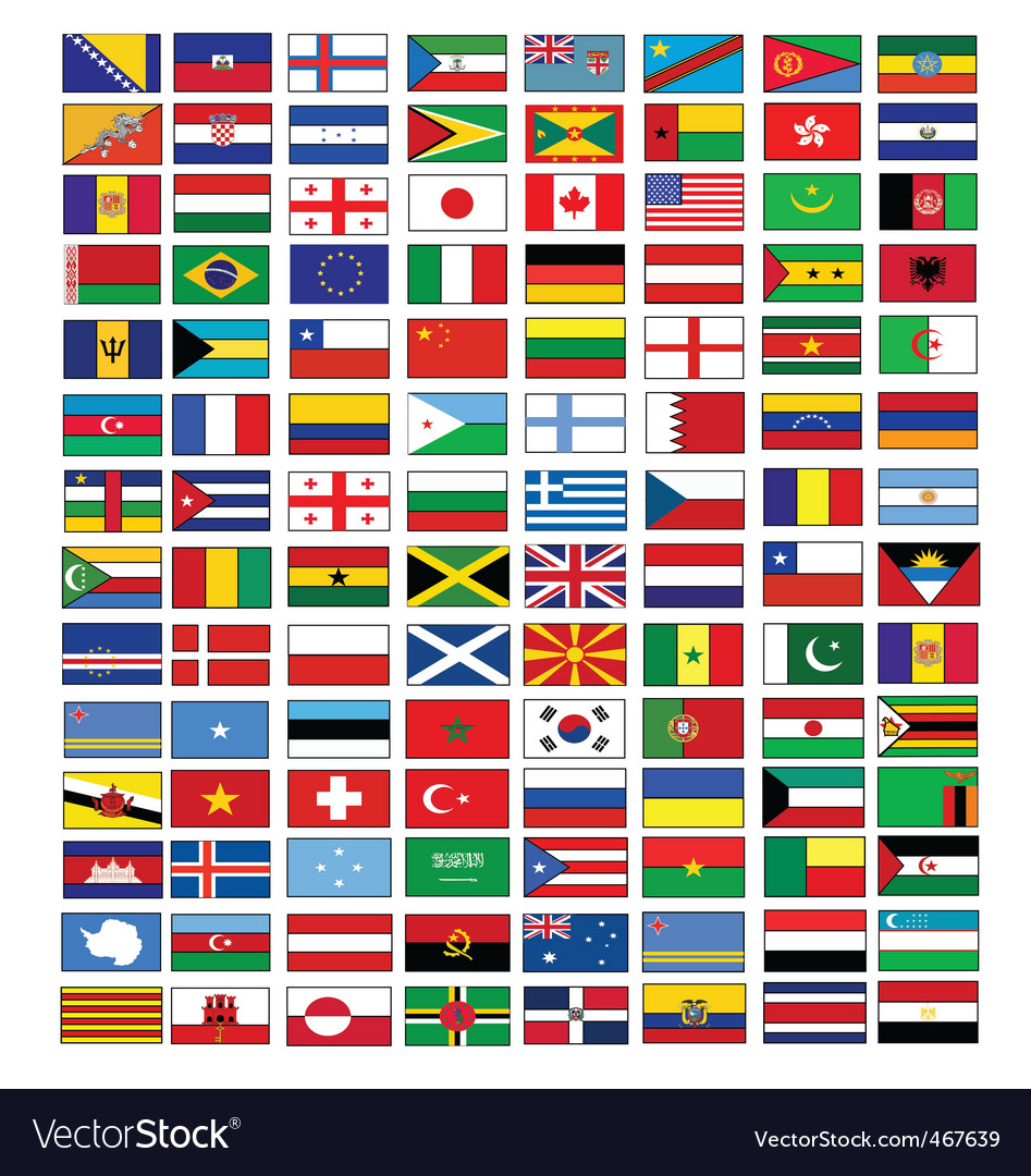 Flags of the World - Free Flag Pictures of