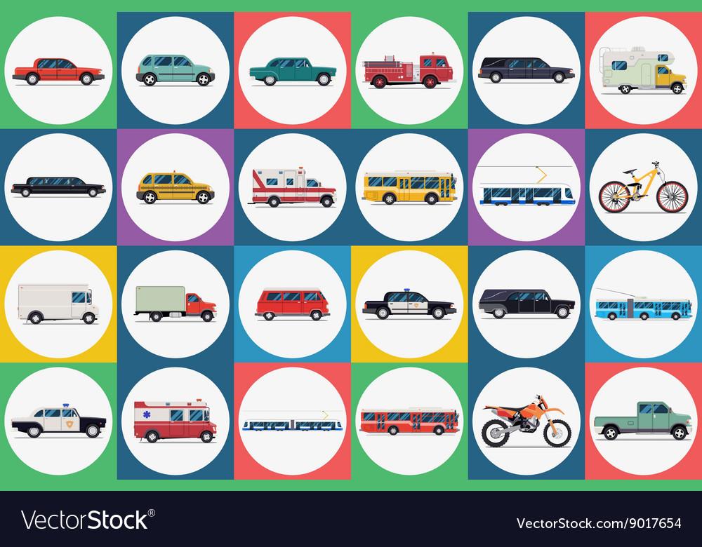 City transport set