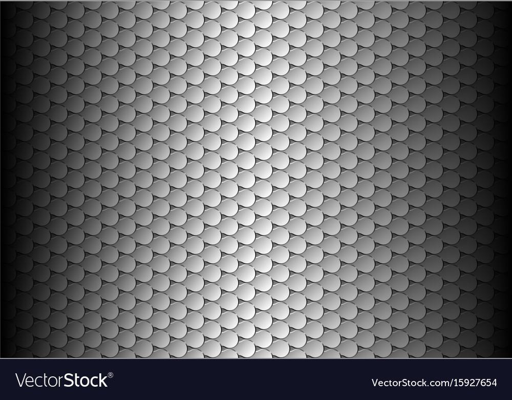 Monochrome pattern vector image