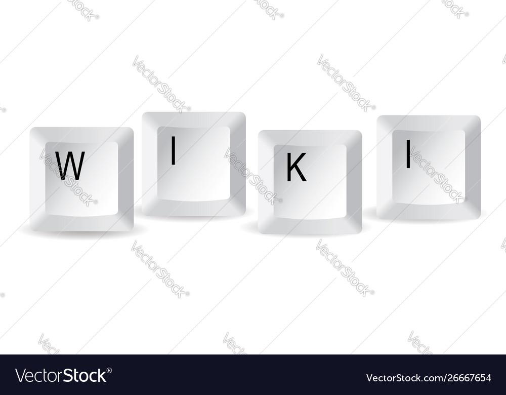 Wiki keys