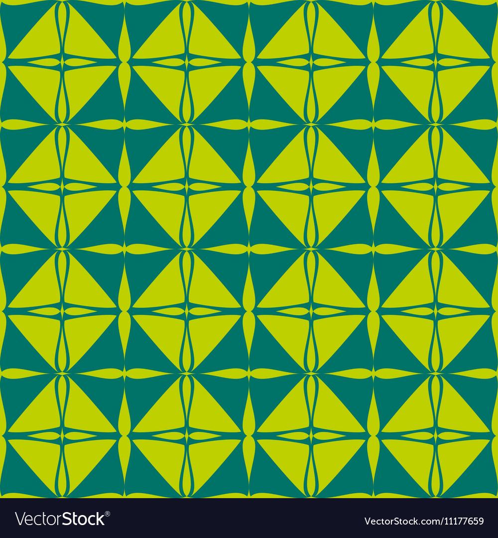 Quiet green pattern