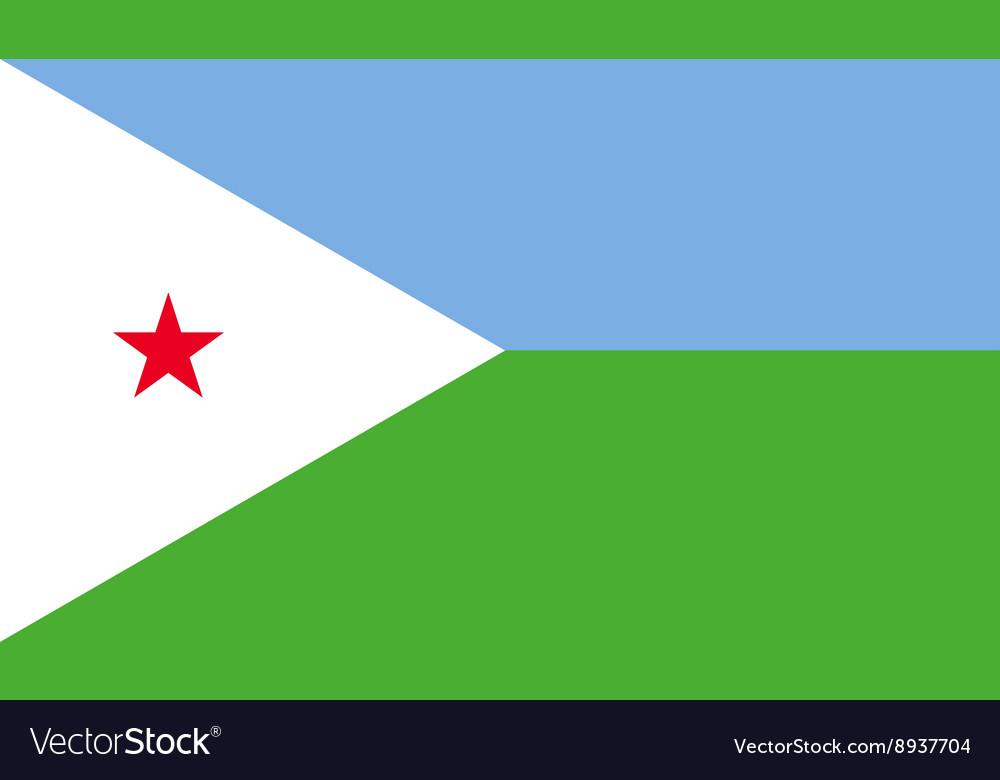 Djibouti flag image