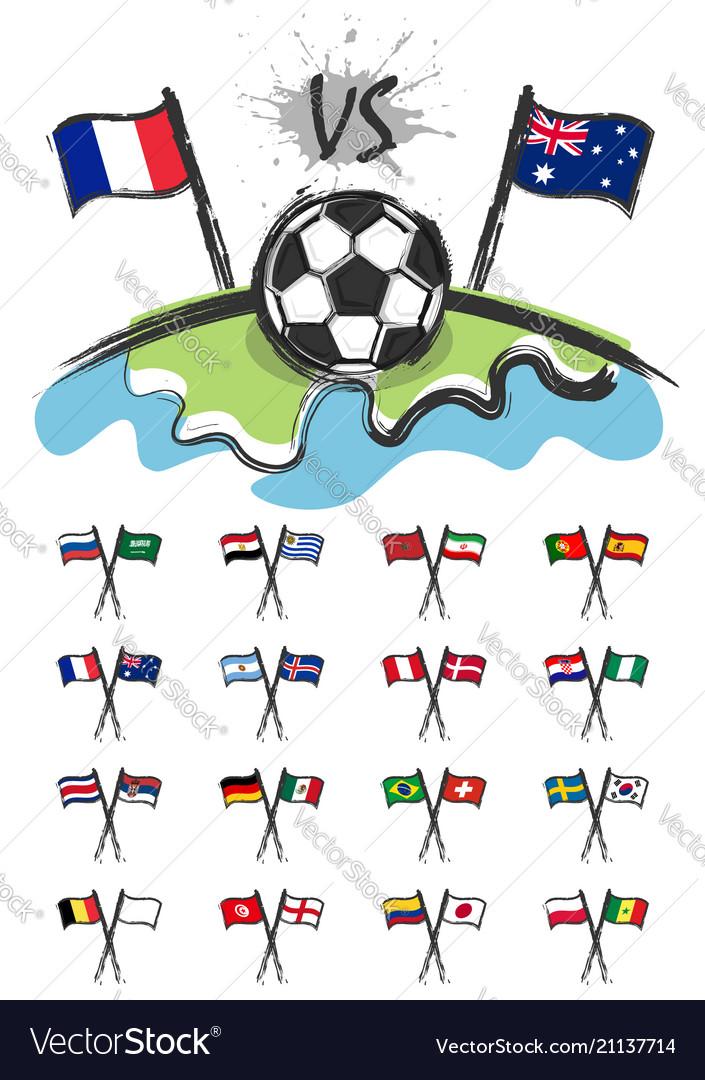 Football on the world