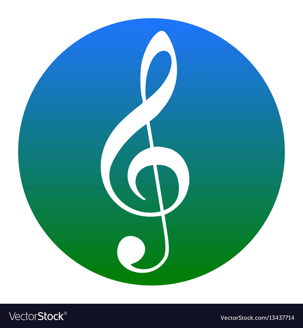 Music violin clef sign g-clef treble clef
