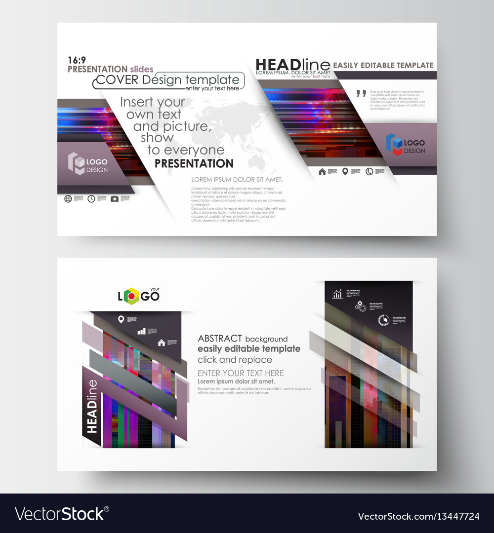 Business templates in hd format for presentation