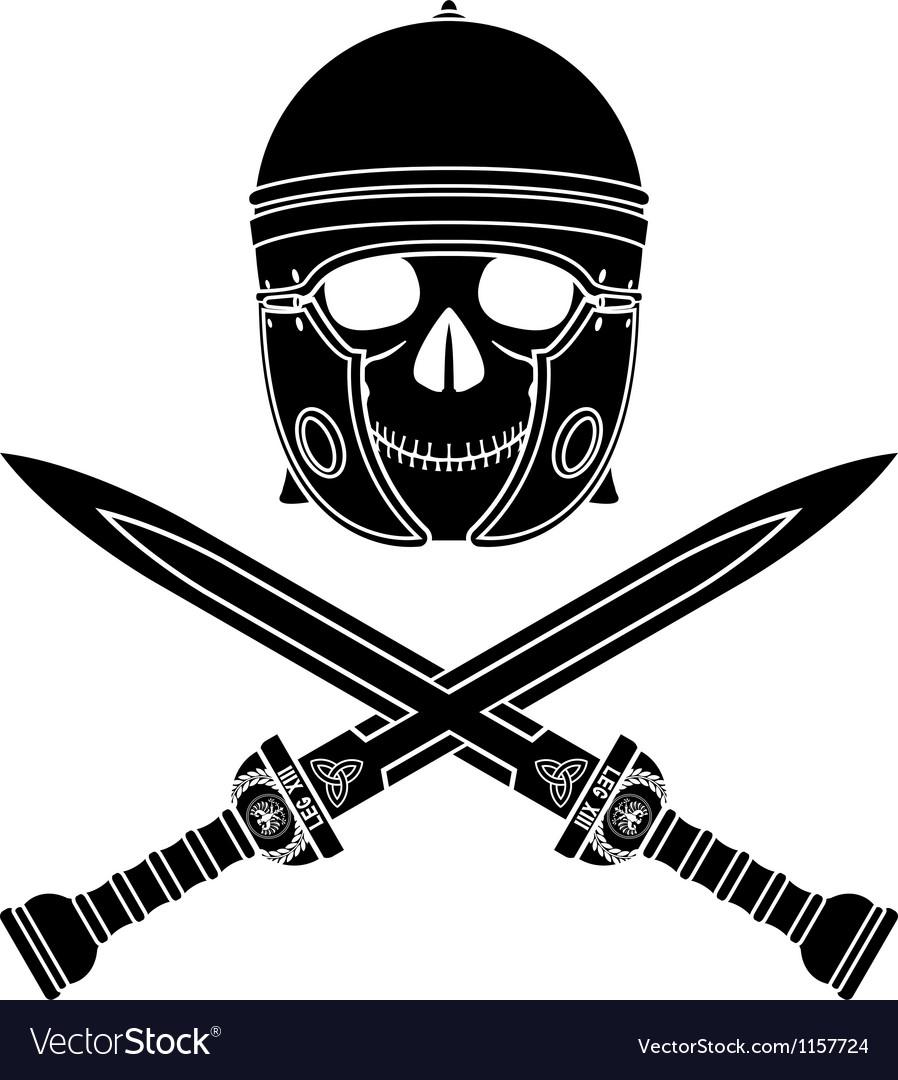 Skull of the warrior third variant