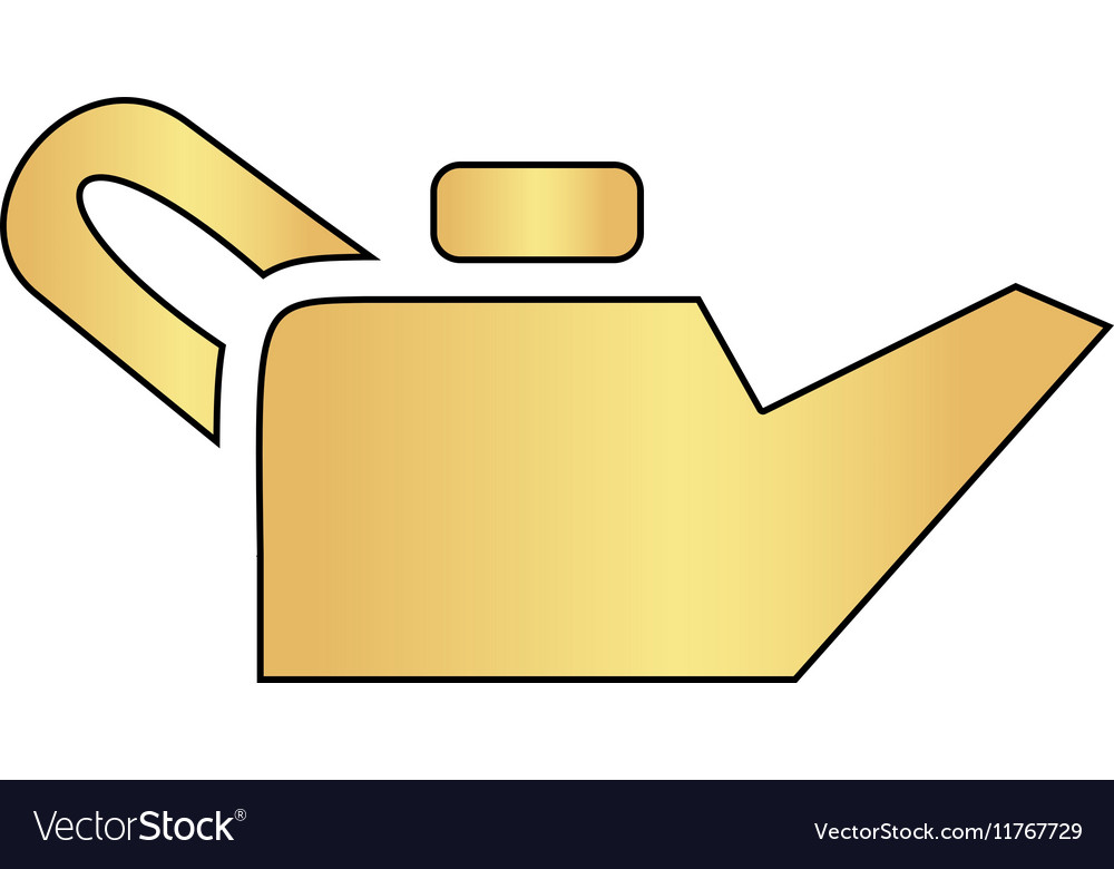 Engine Oil Computer Symbol Royalty Free Vector Image