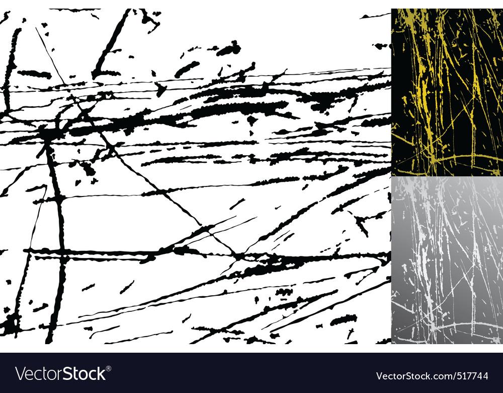 Scratch texture