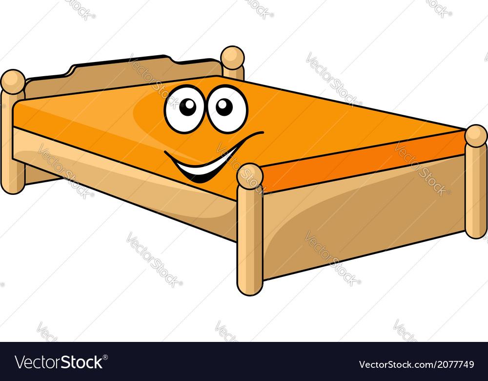 Comfortable cartoon bed