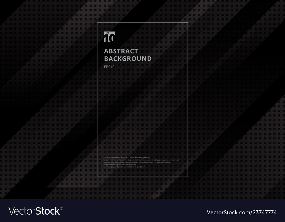Abstract technology geometric diagonal with