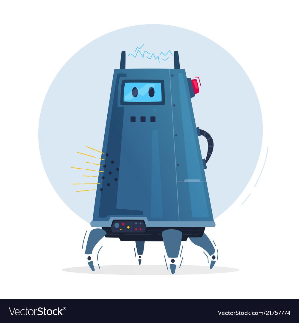 Robot character technology future