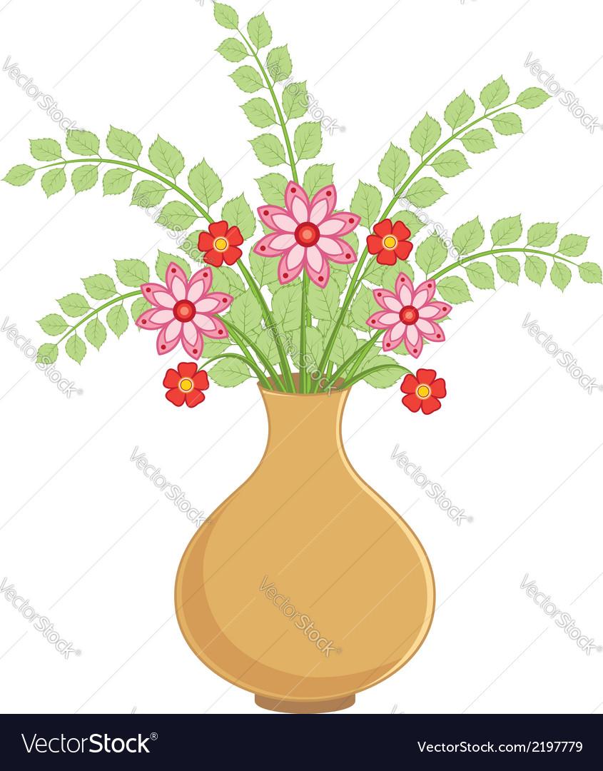 Flower vase on books vector, basket vector, art vector, box vector, decor vector, candle vector, animals vector, roses vector, floral vector, pottery vector, mirror vector, beer mug vector, teapot vector,