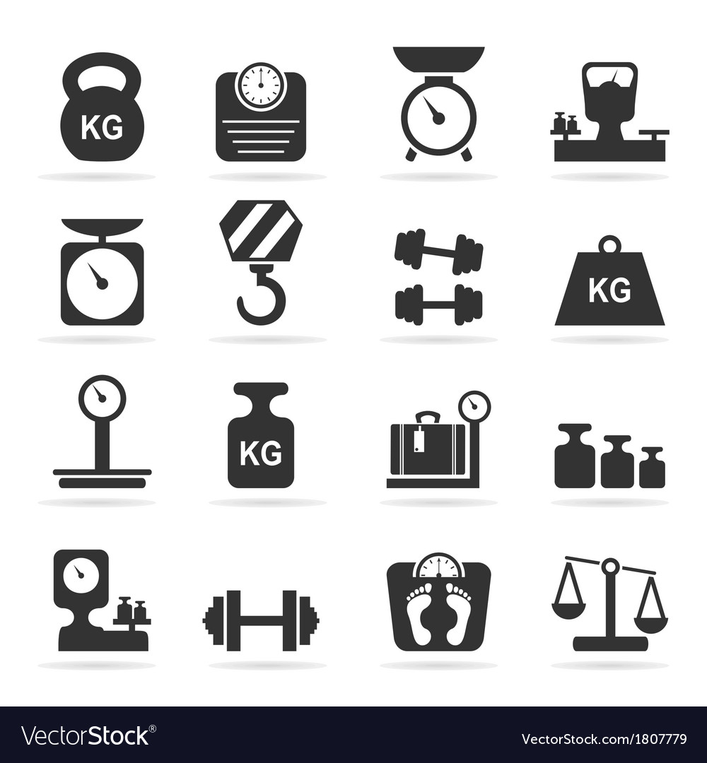 Scales an icon vector image