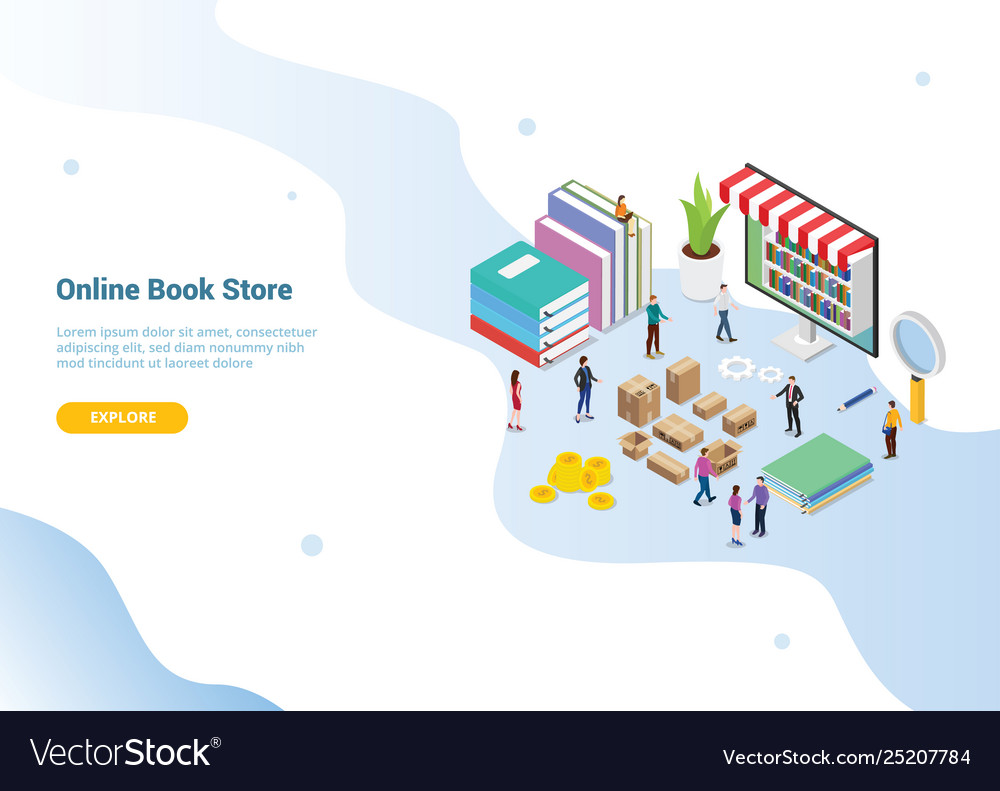 Book Library 3d Model Free Download