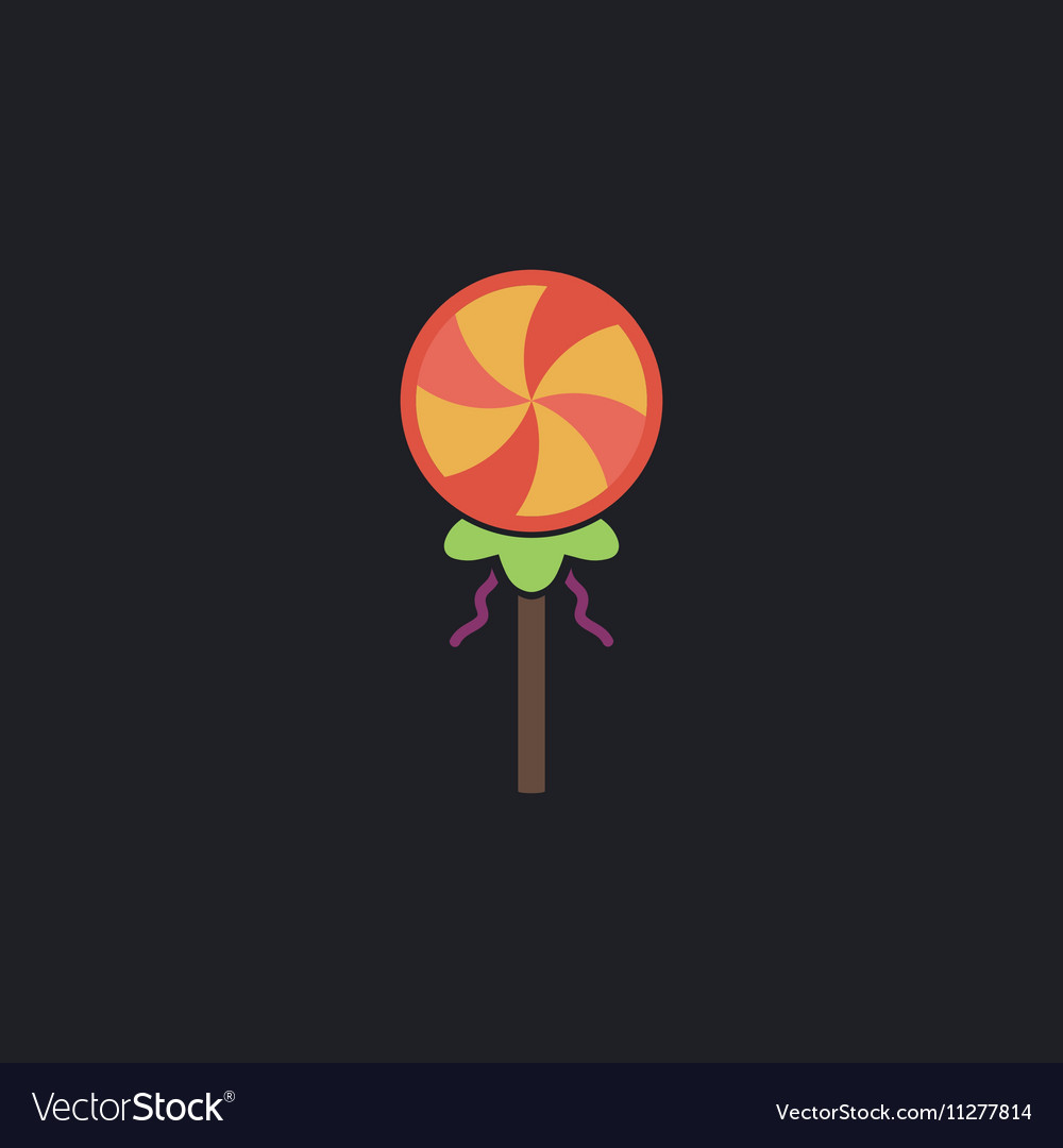Candy computer symbol