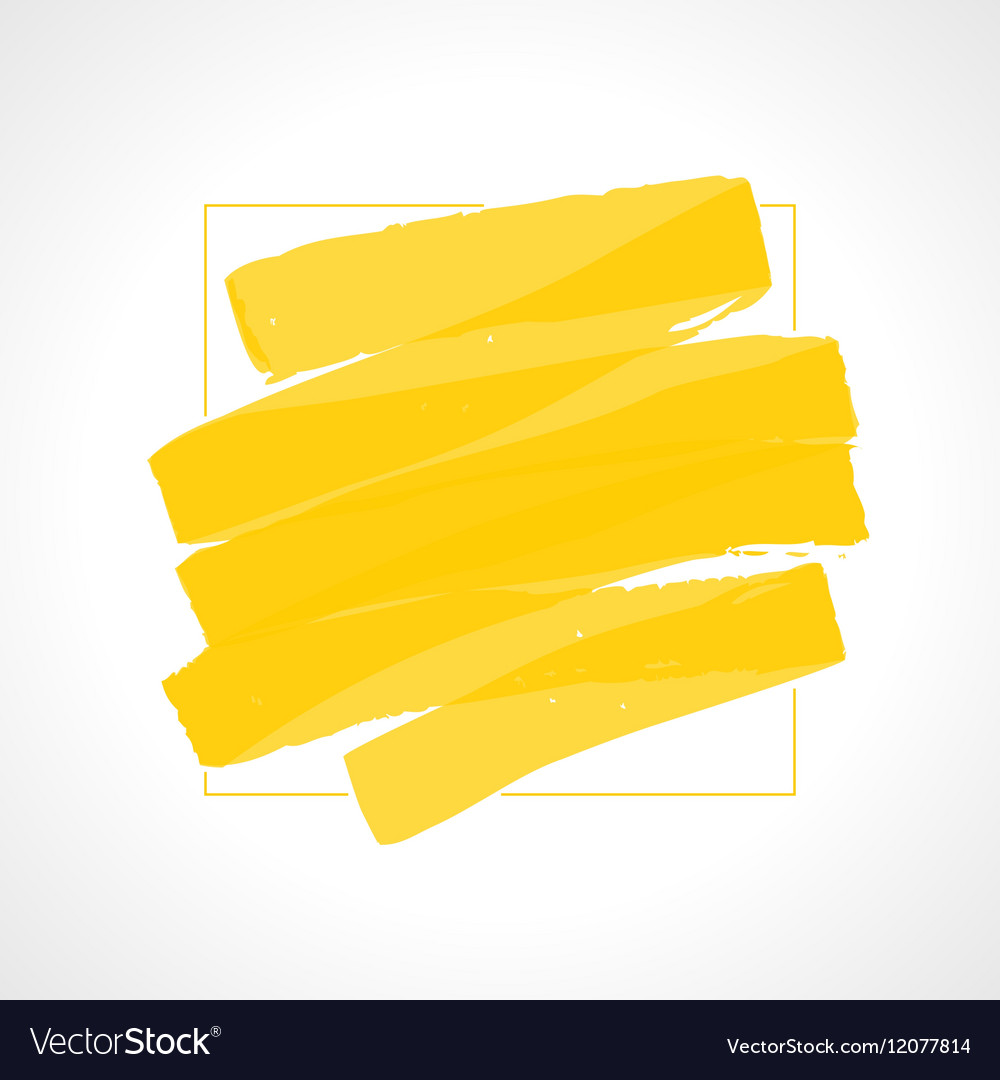 Marker Strokes Background vector image