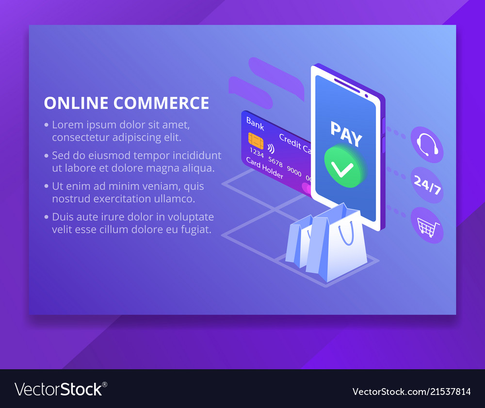 Online commerce technology